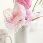 Цветя от креп хартия от craftberrybush.com