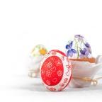 Великденски яйца със салфетки от kulinarno-joana.com